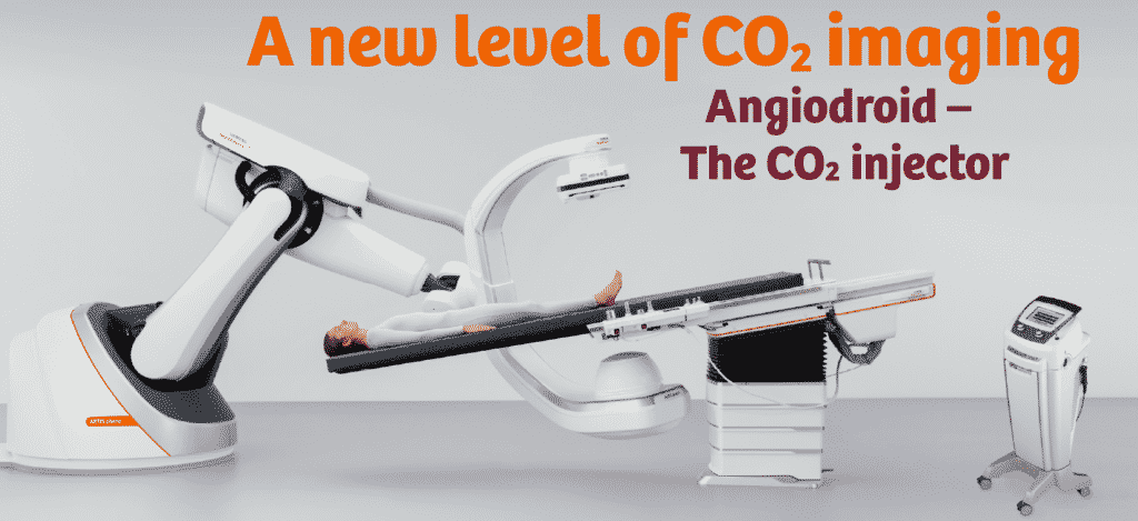A New Level of CO2 Imaging - Angiodroid